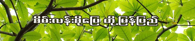 Green Myanmar