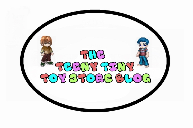 The Teeny Tiny Toy Store