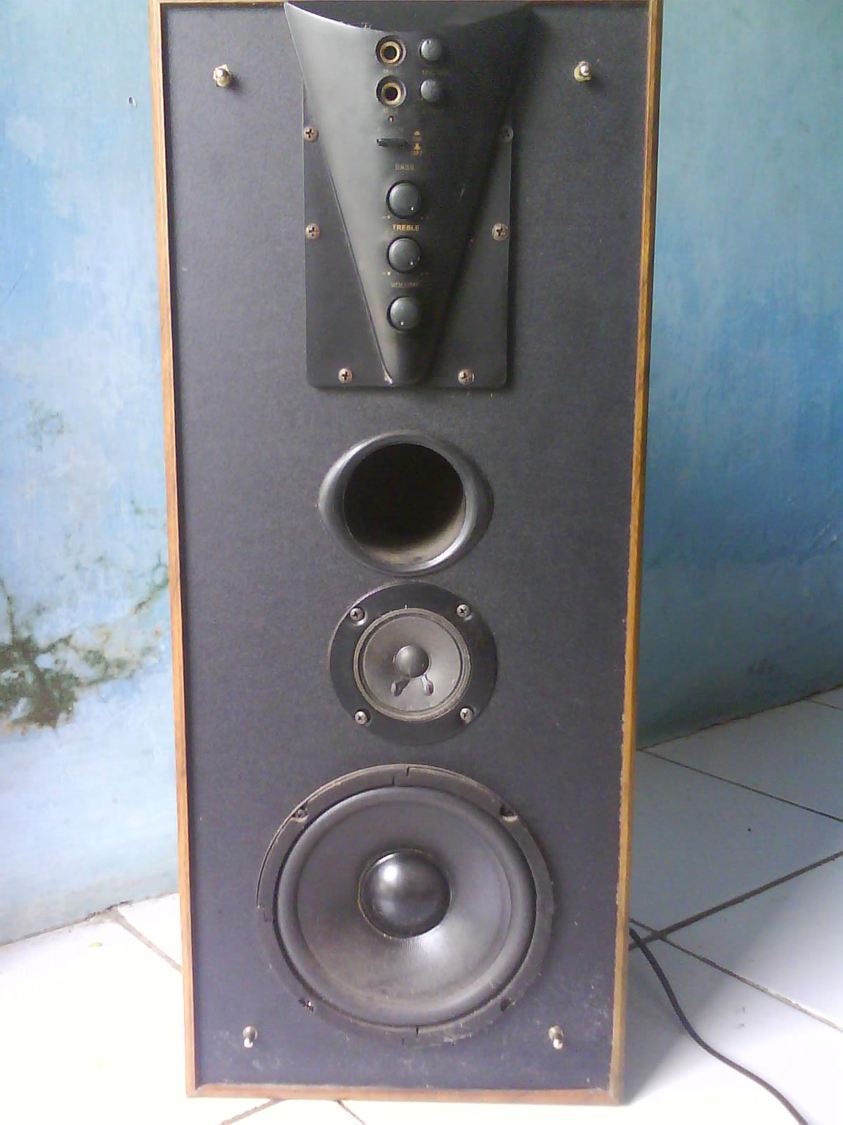 Elektronika Dan Otomotif 2010 Home Radio Bly94 100w Rf Power Amplifier Foto Sepeaker Aktif