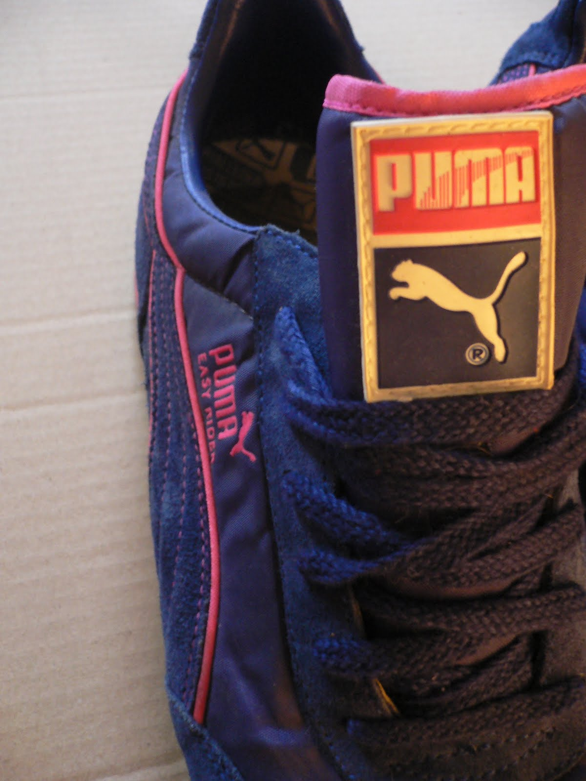 image Puma in a dressing room backstage