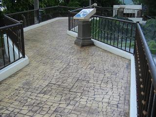 Enconcreto pisos de concreto estampado for Cemento estampado fotos