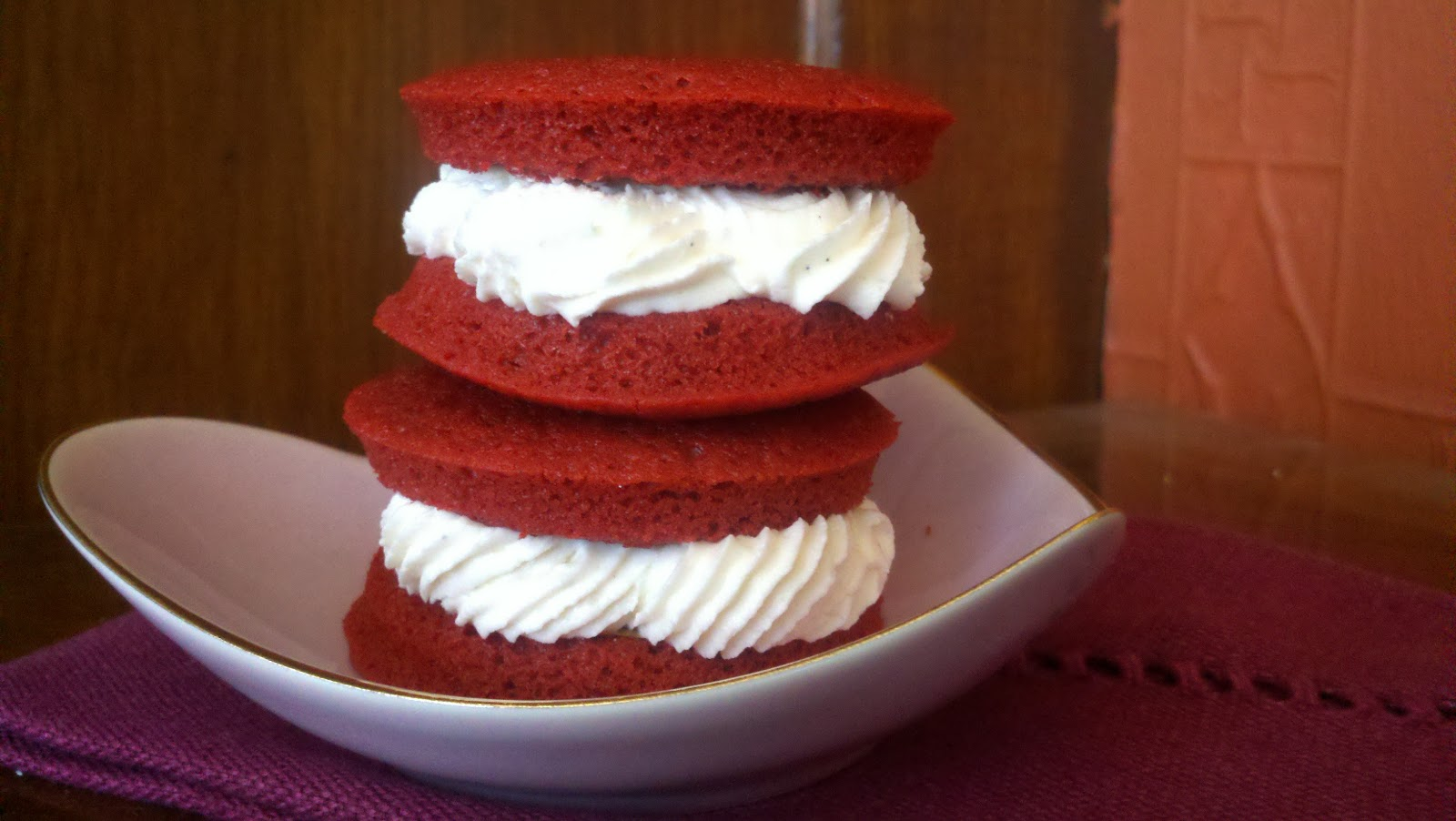 Ross Sveback - Elevating the Everyday: Red Velvet Whoopie Pies