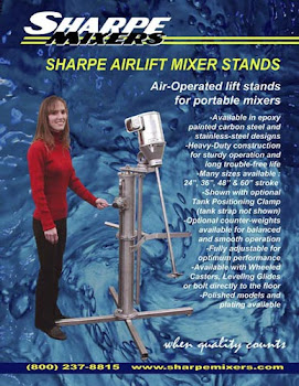 Airlift Mixer Stands