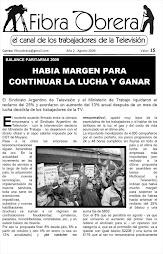 FIBRA OBRERA Nº4