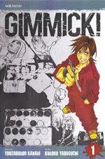 Gimmick! volume 1 manga