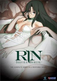 Rin – Daughters of Mnemosyne DVD Series Impression - Anime Sentinel