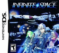 Infinite Space on Nintendo DS