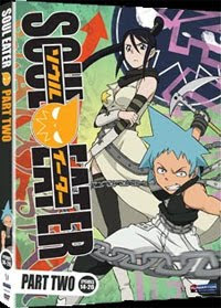 Soul Eater vol. 2 DVD Set