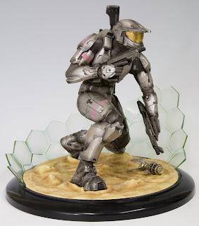 Kotobukiya Halo 3 Steel Spartan 2