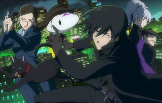 Darker Than Black Image