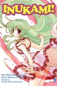 Inukami! volume 1 manga