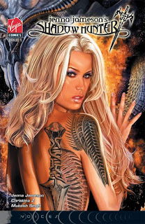 Jenna Jameson's: Shadow Hunter # 1 Preview
