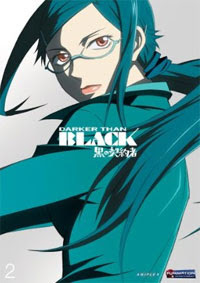 Darker Than Black volume 2