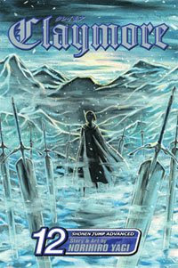 Claymore volume 12 manga