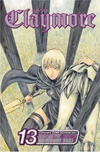 Claymore volume 13 manga