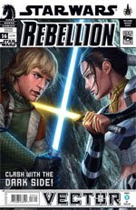 Star Wars: Rebellion #16, Vector Part 8