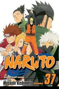 Naruto Manga volume 37