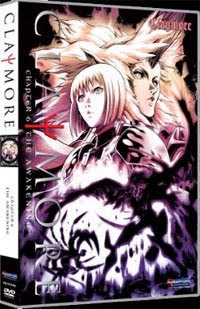 Claymore DVD Volume 6