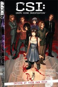 CSI Manga