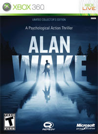 Alan Wake on Xbox 360