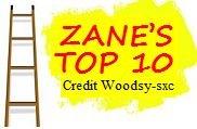 Zane's Top 10