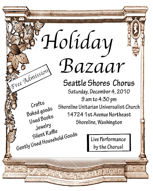 Shoreline Area News Holiday Bazaar From The Seattle