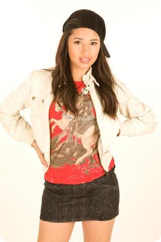 Jasmine Villegas, o Jasmine V, es la supuesta novia de Justin Bieber (el