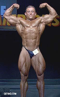 MuscleBaseBody: Ramon Gonzalez