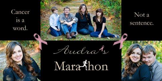 Audra's Marathon