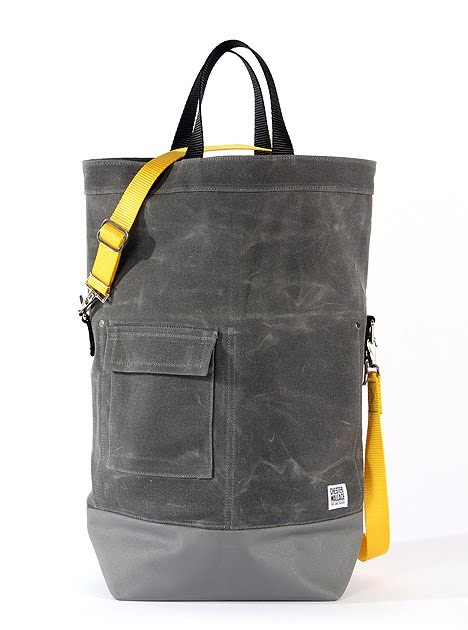 Waterproof Messenger Bag >> Blackbird Blog: CHESTER WALLACE BAGS: MADE IN PORTLAND, OR