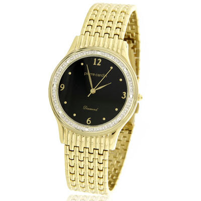 Pretty and Elegant Women's Gold Watches