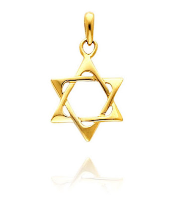 gold star images. 14K Gold Star of David Pendant