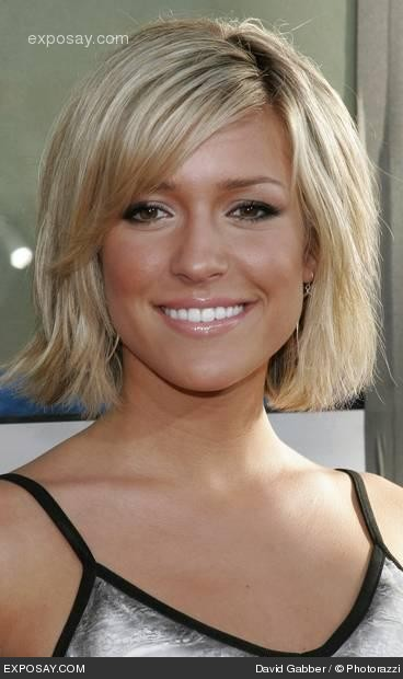 Paris Hilton short Straight bob hairstyles. 5May2009. Celebrity