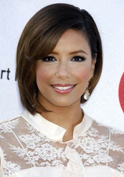 eva longoria short hairstyle hair cut
