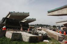 Laudo do IPT aponta falhas de execução em obra do Rodoanel que desabou