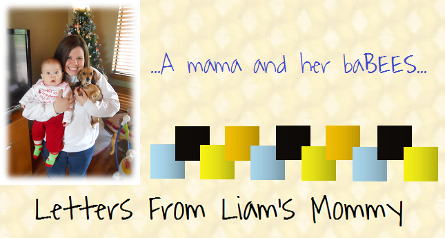 Letters From Liam's Mommy