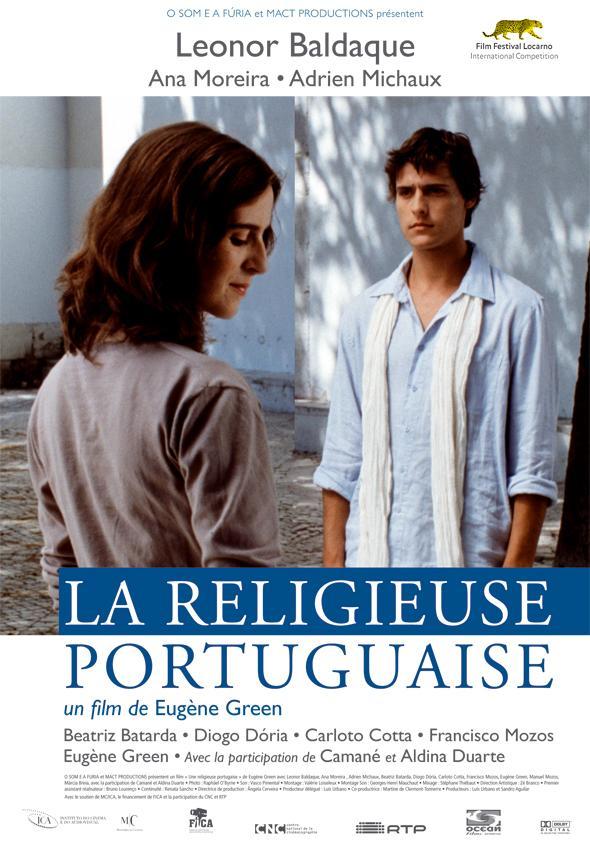 La Religieuse portugaise affiche