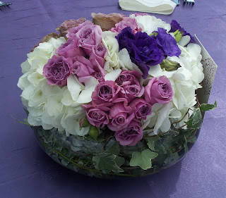 Hydrangea Centerpiece Ideas photo 1131879-5