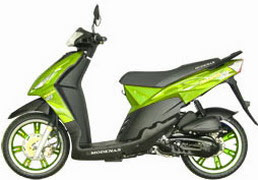 kawasaki matic modification
