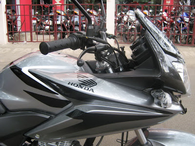 Honda CBF 125 honda motorcycle model