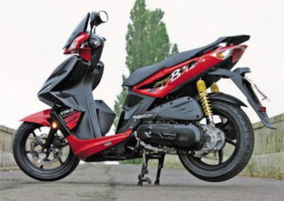Honda Vario modification contest gallery