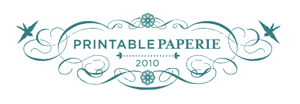 Printable Paperie