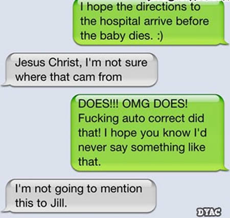 funny texting messages.