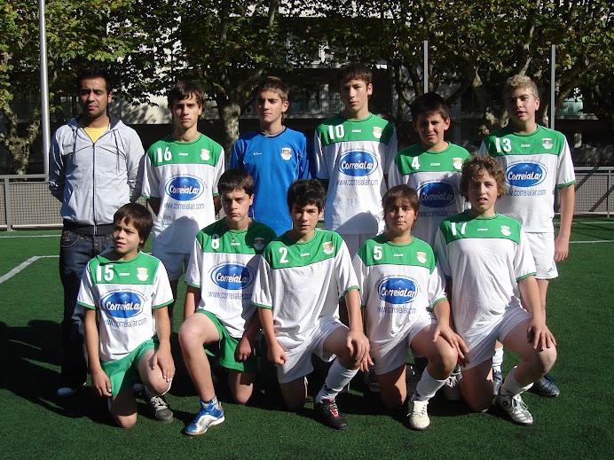 Iniciados 2008