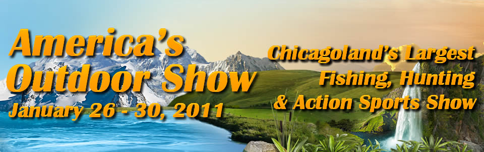 The fishing news january 2011 for Chicago fishing show