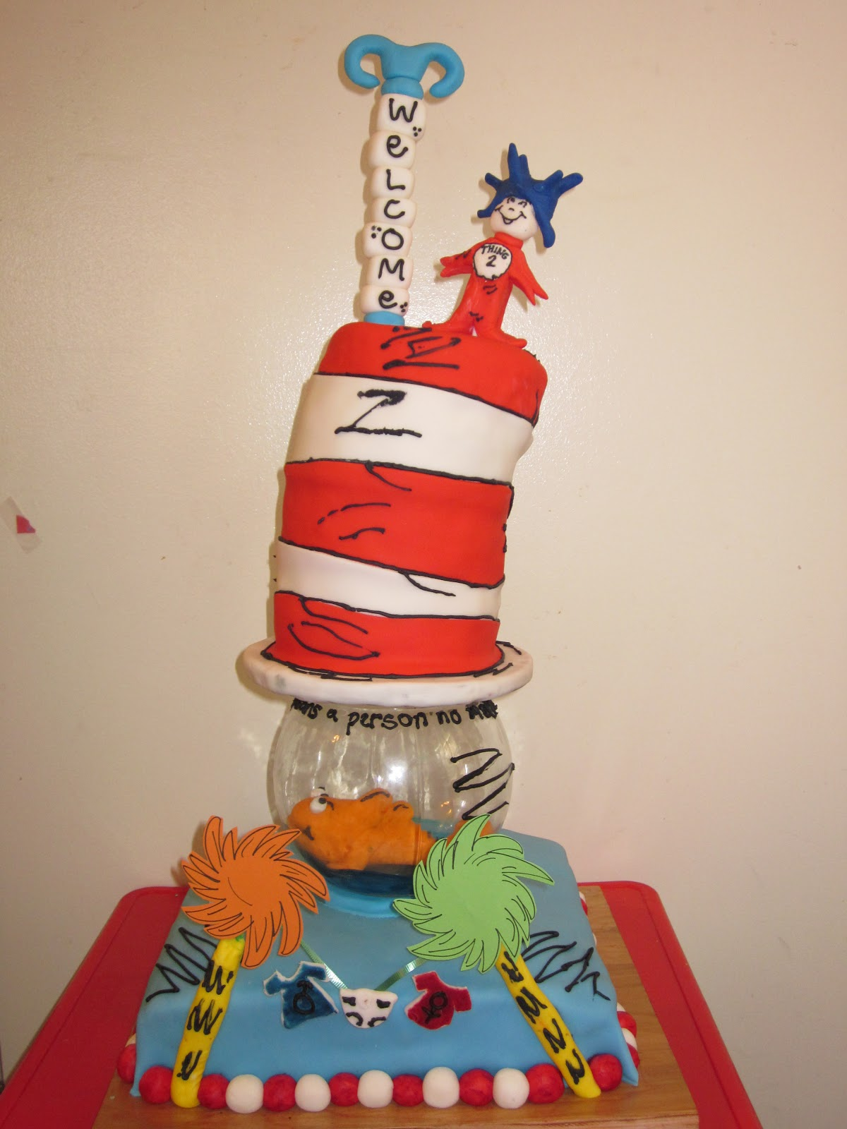 amy gorton cakes dr seuss baby shower cake