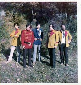 I Nuovi Ragazzi d'Oro di Quadri, anni 70