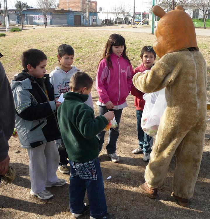 ...y el oso Pooh!!!