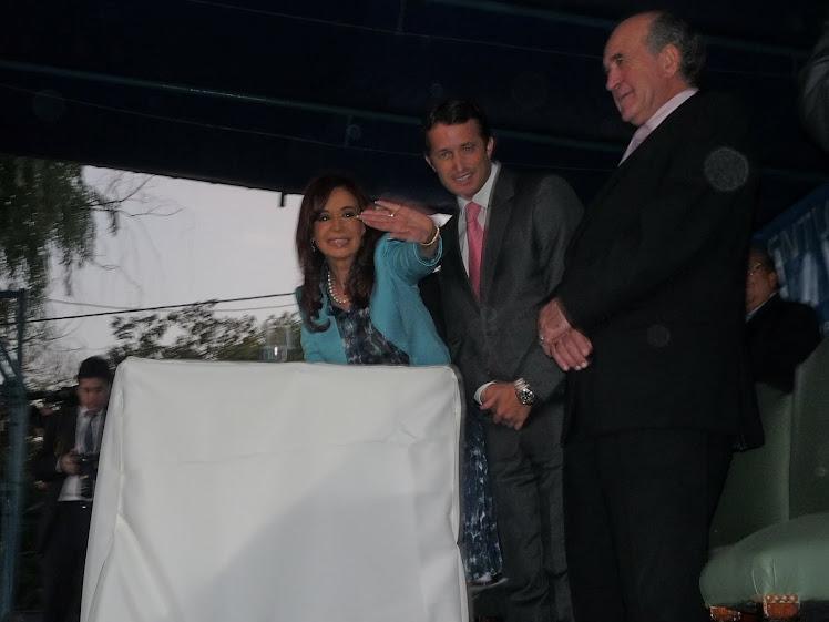 """""""2011 será Pueblo. Gracias Cristina"""""""