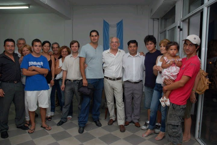 """...de Comunidad Proyecto Buenos Aires, en """"nuestro lugar"""""""